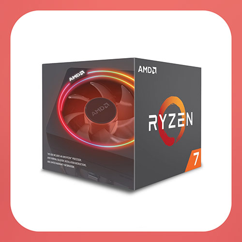 AMD Ryzen 7 2700X Processor, AM4, 3700 МГц, 8 ядер
