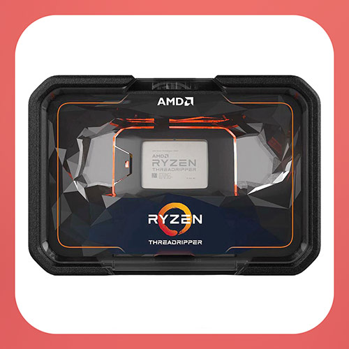 Процессор AMD Ryzen Threadripper 2970WX BOX, 24 ядра, TR4