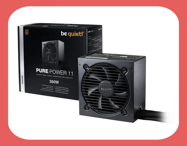 Блок питания Be Quiet Pure Power 11 350W [BN291]