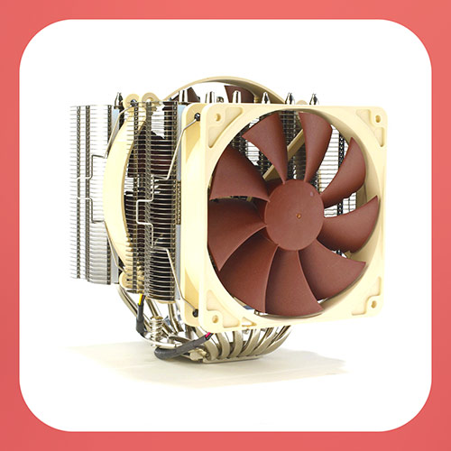 Noctua NH-D14 CPU Cooler – кулер для процессора i9 9900K