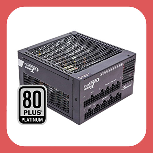 Блок питания SeaSonic Electronics Platinum-400 Fanless, фото, описание, цена
