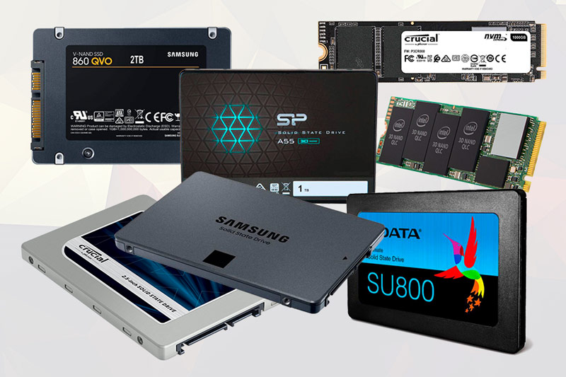 Best SSD for gaming/Лучшие SSD диски для игр