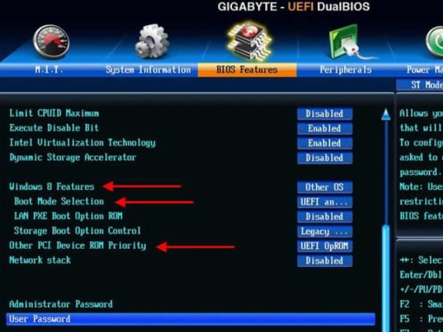 Как отключить защиту Secure Boot в Биосе - СЦ КомпрайЭкспресс