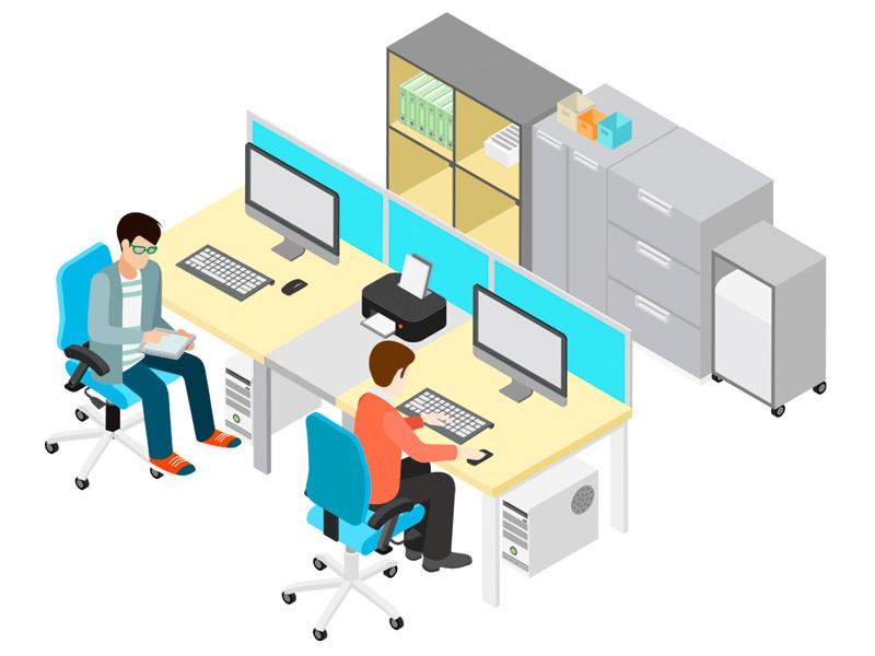 Офисная компьютерная помощь