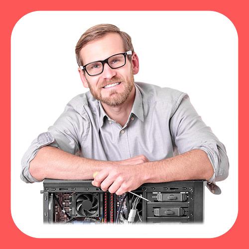 Помощь компьютерного мастера при самостоятельной сборке, модернизации компьютера (системного блока ПК)